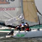 Zwyciężca wyścigu o Bursztynowy Puchar Neptuna 2012